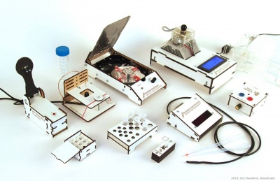 Generic Lab Equipment - Hackteria Wiki