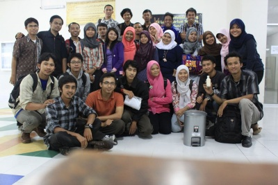 Greentech study and research community Indonesia
