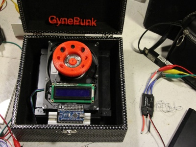 Hacked Hard-disc Centrifuge - Hackteria Wiki